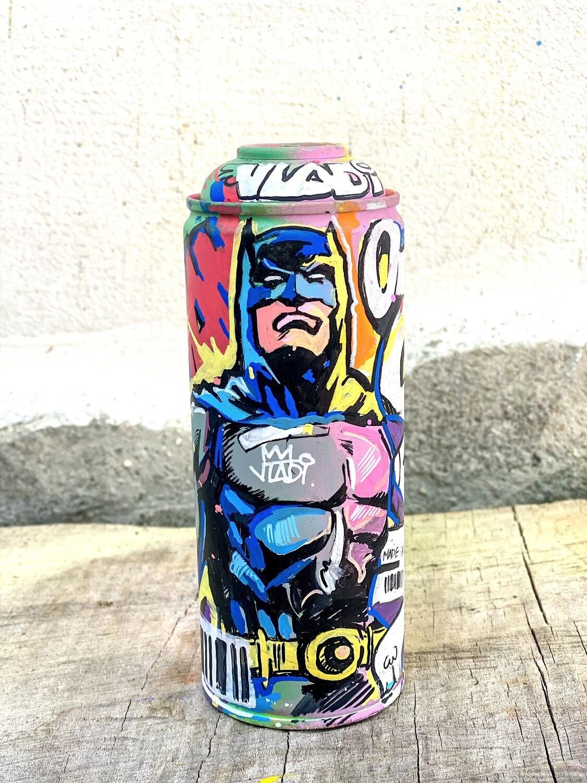 BATMAN Style -Spray-18 cm Made In Art VLADi