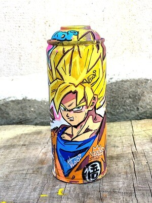 Dragon Ball -Spray-18 cm Made In Art VLADi