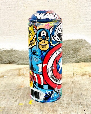 Captain-Spray-18 cm Made In Art VLADi