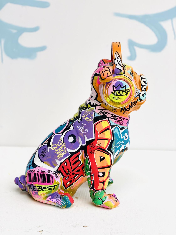 WOW City Dog - 33 cm Made In Art VLADi