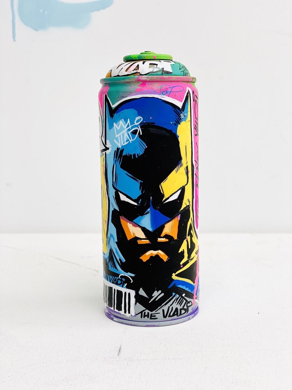 BATMAN 3 Spray-18 cm Made In Art VLADi
