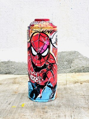 SPIDER-Man Spray-18 cm Made In Art VLADi