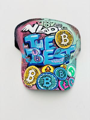 Bitcoins- HAT Art Vladi