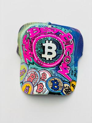 Bitcoin-HAT Art Vladi