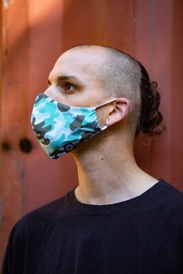 WILD GREEN Collective Mask