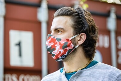 WILD RED Collective Mask