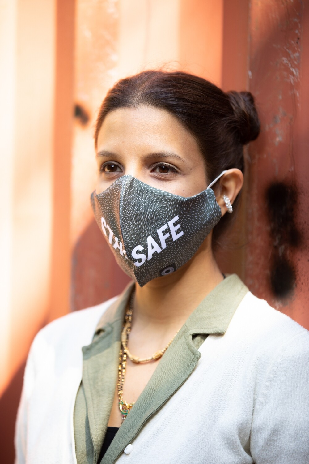 STAY SAFE Collective Mask