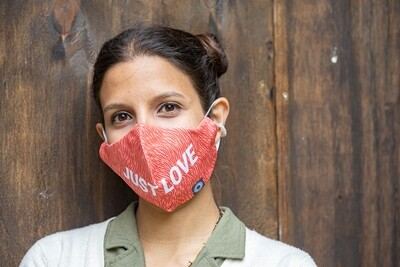 JUST LOVE Collective Mask