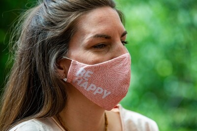 BE HAPPY Collective Mask