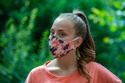 WILD PINK Collective Mask