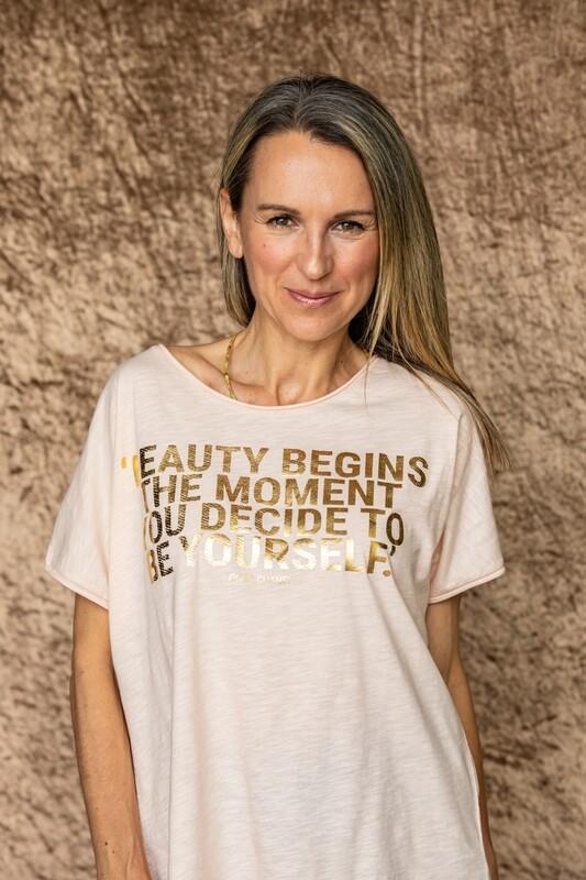 Beauty Organic Organic T-shirt