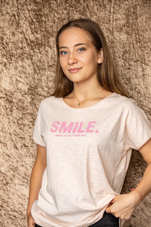 Smile Organic T-shirt