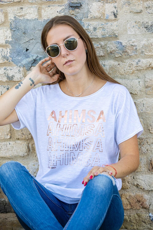 Ahimsa Organic T-shirt