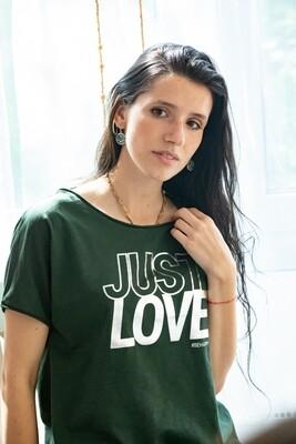 Just Love Organic T-shirt