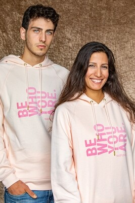 Be Who You Are Organic Hoodie