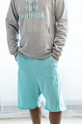 Organic shorts Green