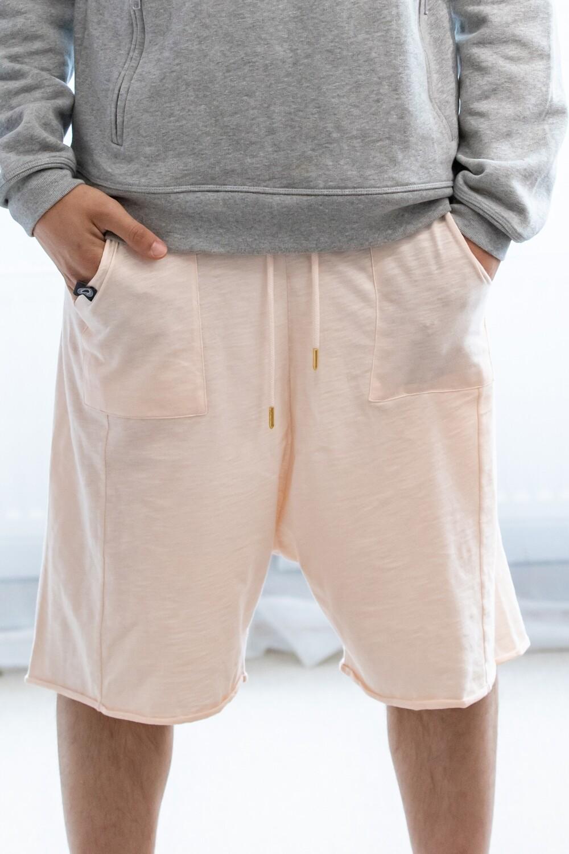 Organic shorts Rose