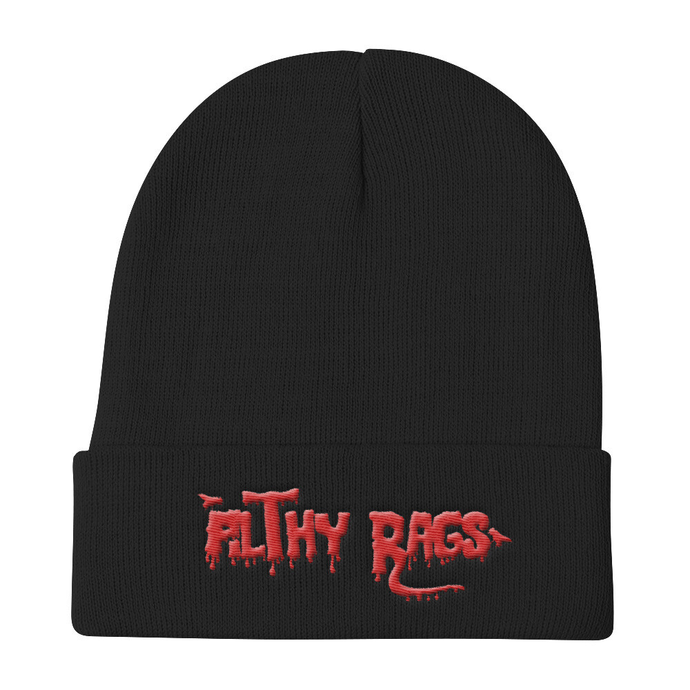 Filthy Beanie (Red)