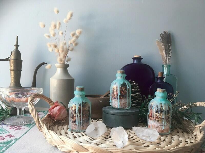 Self Love Healing Spell Jar
