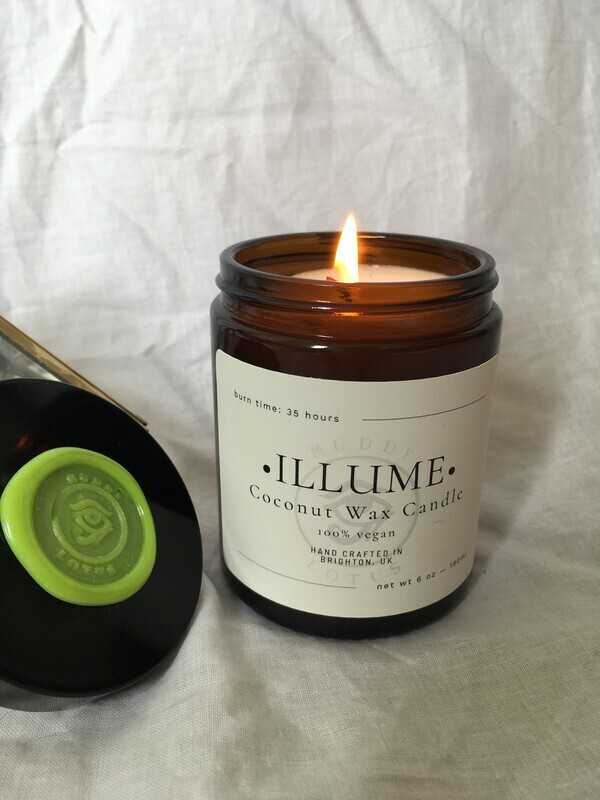 Illume Coconut Wax Vegan Candle