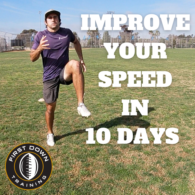 Improve Your Speed In 10 Days
