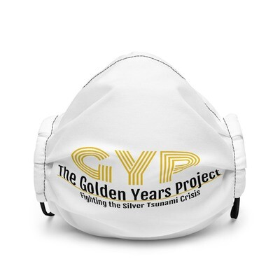 Face mask - Will be Printed with GYP Logo
