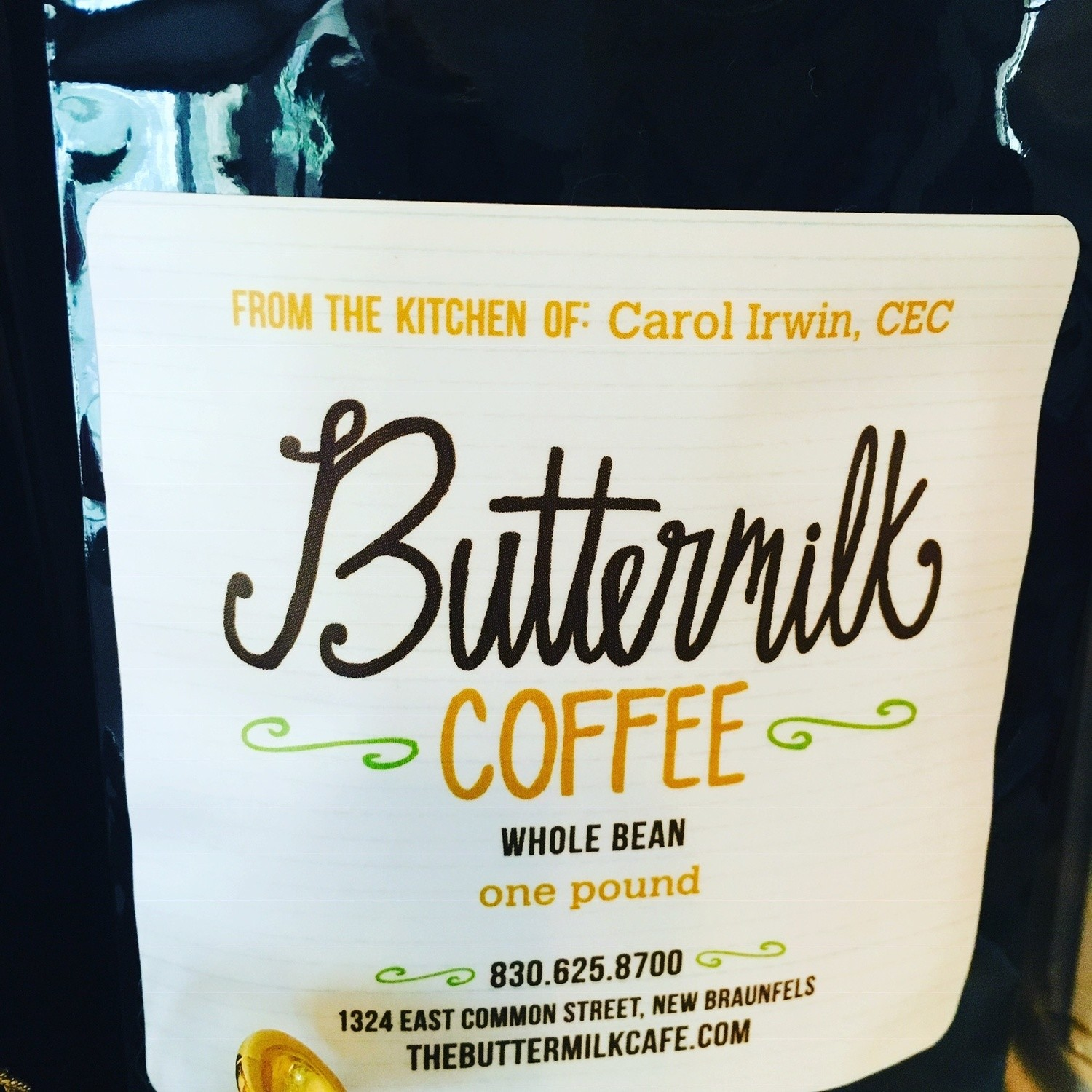 3 Lb Bundle Buttermilk Coffee
