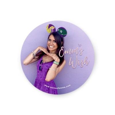 Emm's Wish Button
