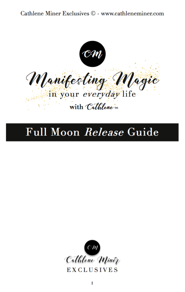 Full Moon Release Guide