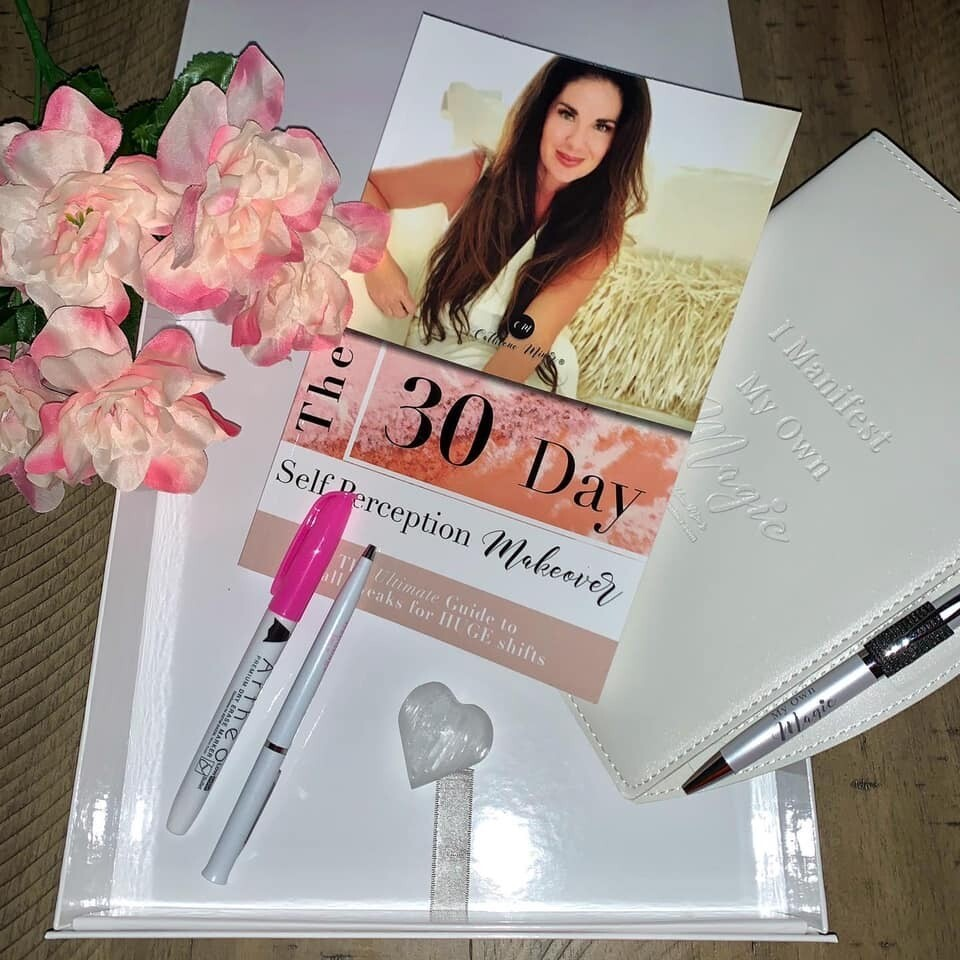 The 30 Day Self Perception Makeover Kit