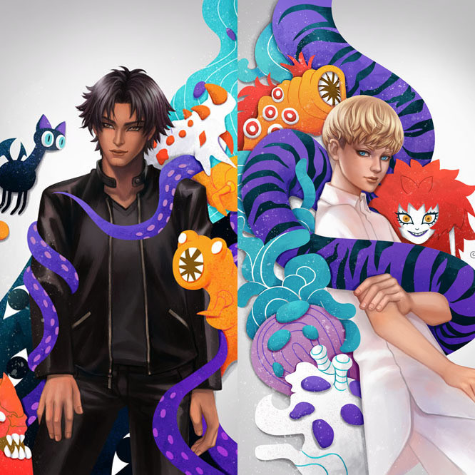 Devilman Crybaby - Akira & Ryo