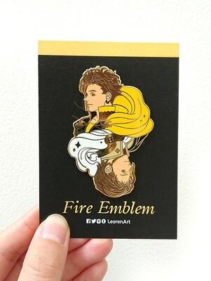 Fire Emblem - Claude - Hard Enamel Pin