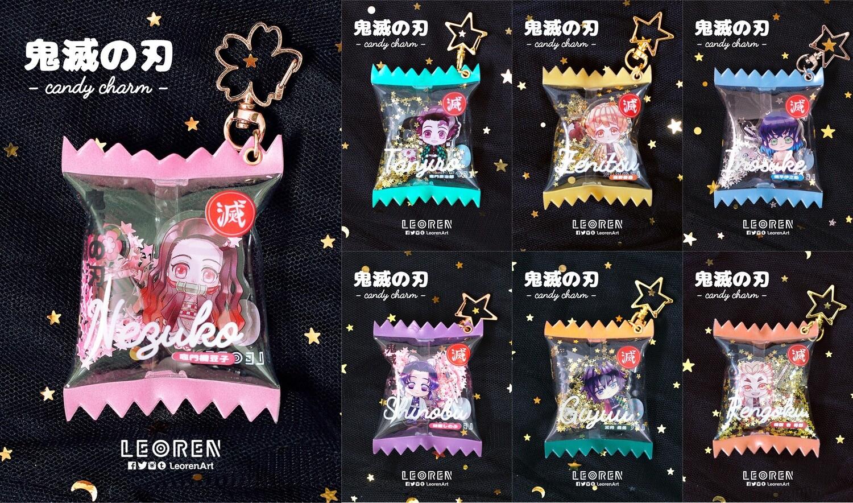 Kimetsu no Yaiba / Demon Slayer - Candy Charm