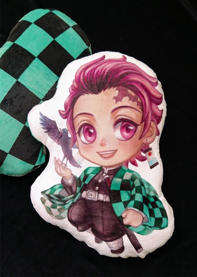 Kimetsu no Yaiba / Demon Slayer - Plush / Character Pillow