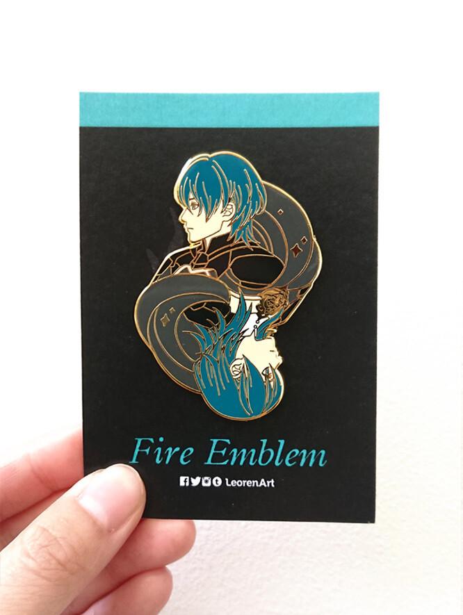 Fire Emblem - Byleth - Hard Enamel Pin