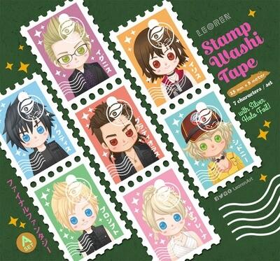 Final Fantasy XV / FFXV - stamp washi tape