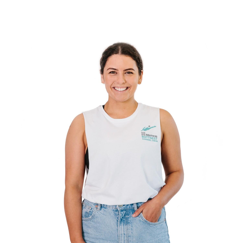Women's 2021 Organic Participant Tank