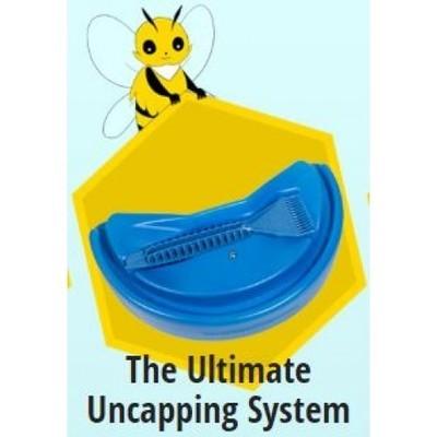 Ultimate Comb Uncapper System from Beesmart Designs BSD-Uncapper-system
