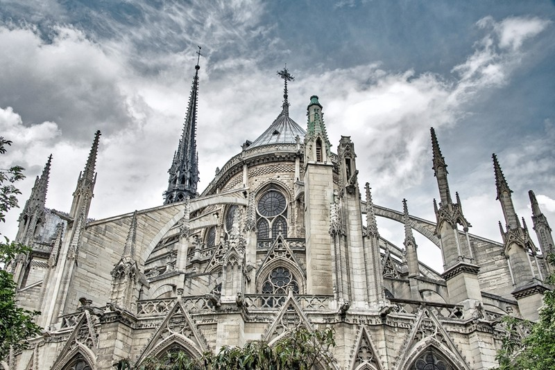 Notre Dame Cathedral-II