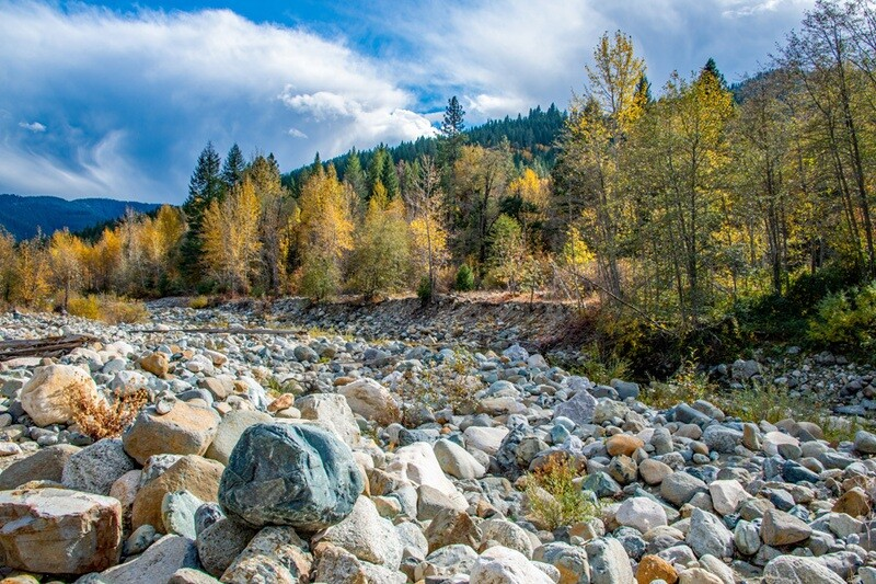 River of Boulders II