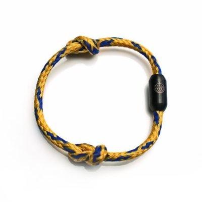 Bracenet RECYCLED bracelet - Atlantic Sea