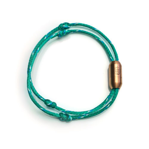Bracenet RECYCLED bracelet - Adriatic Sea