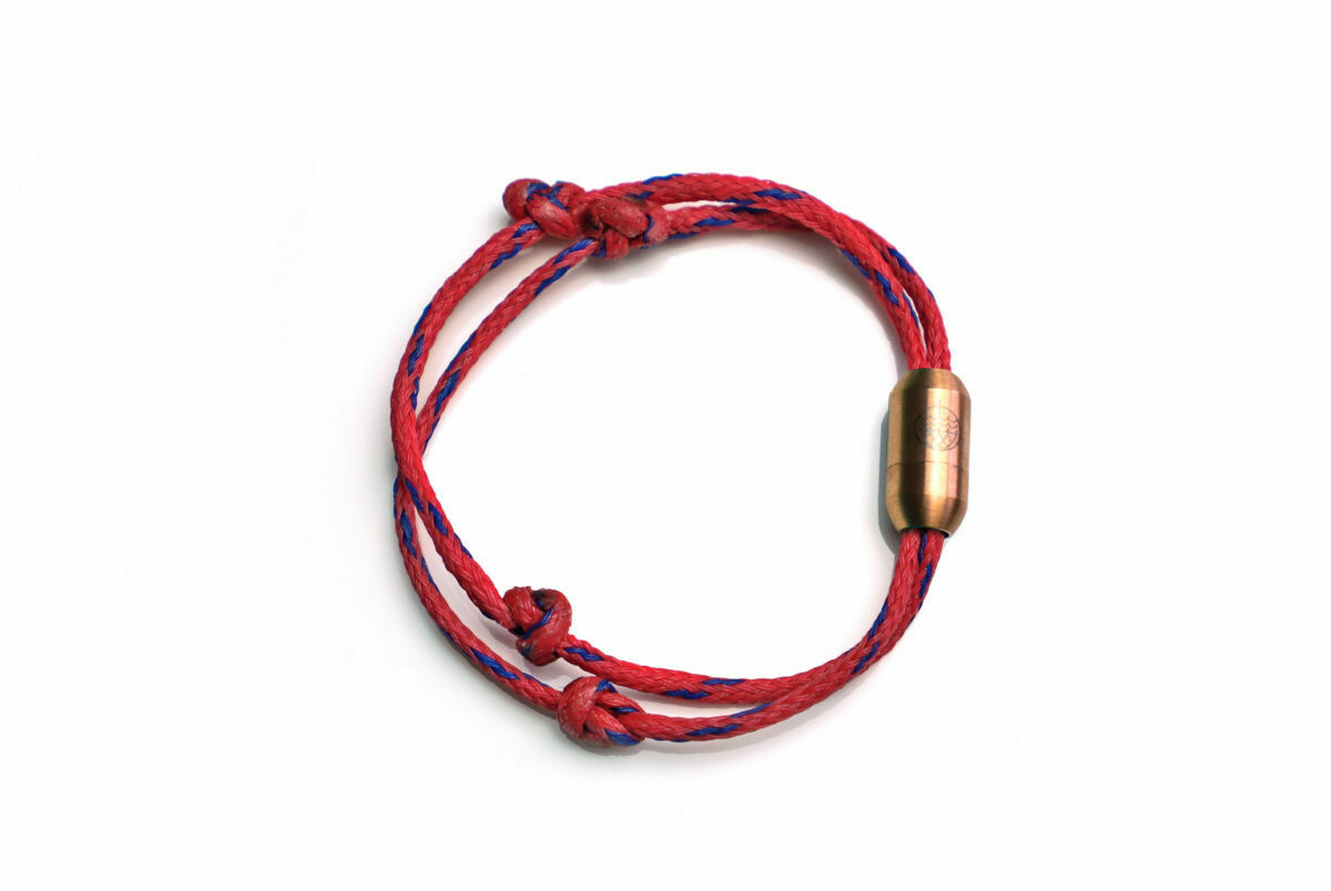 Bracenet RECYCLED Bracelet - Red Sea