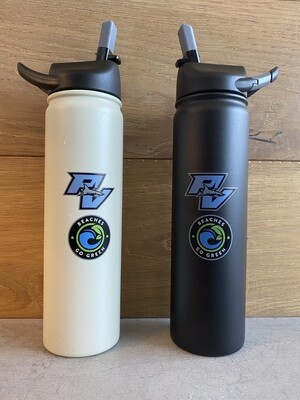 Ponte Vedra High School Reusable Bottle - BLACK