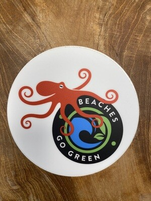 Octopus Sticker 3