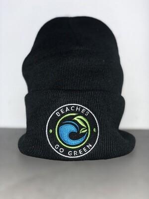 BGG Logo Beanie Hat | BLACK