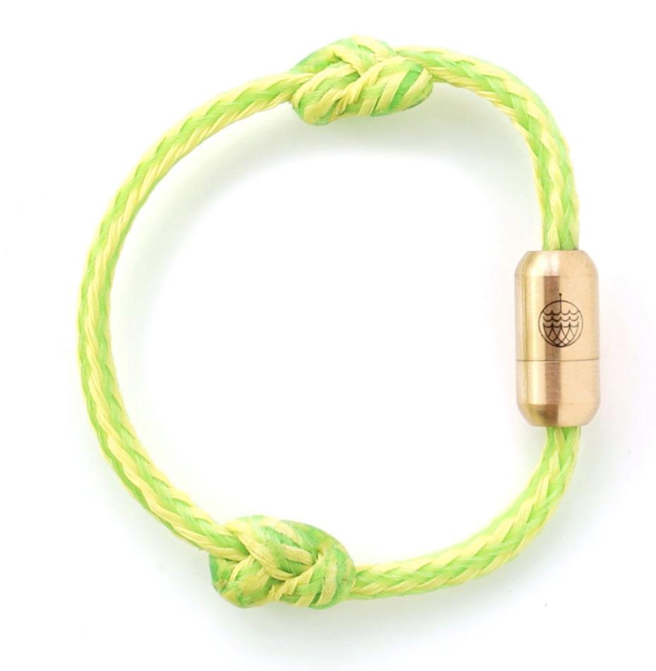 Bracenet RECYCLED bracelet - Greenland Sea