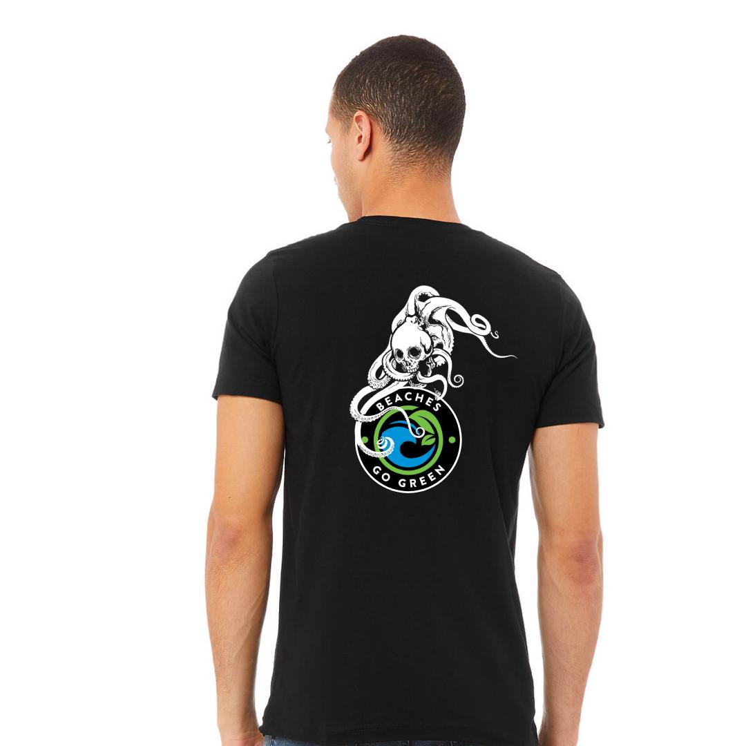Skull Octopus short sleeve t-shirt