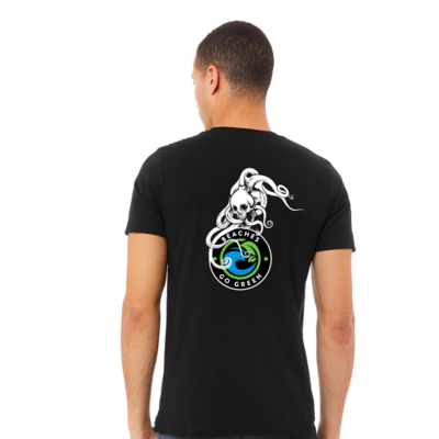 Skull Octopus short sleeve t-shirt