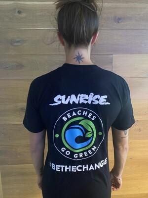 SUNRISE SURF SHOP COLLAB TEE